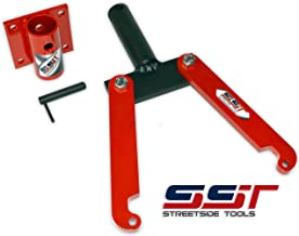 SST-0156-A - Ford / Chrysler - Heavy Duty Transmission Holding Fixture / Tool with Base
