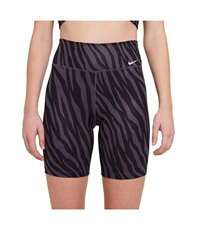 Nike One 7 Shorts All Over Print Icon Clash Women