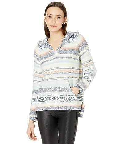 Faherty Mesa Sweater Poncho