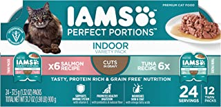 Iams Perfect Portions Healthy Grain Free Variety Pack Wet Cat Food