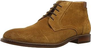 حذاء رجالي من Steve Madden CADWYN Chukka Boot, جلد سويدي أسمر ضارب للصفرة، 11. 5 M US