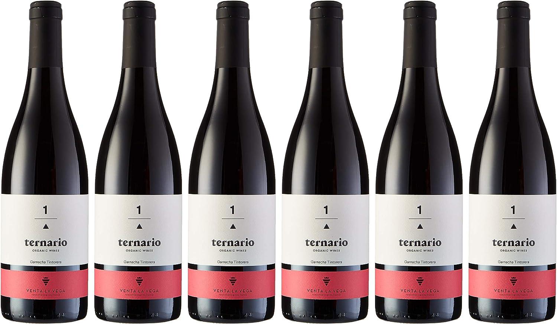 Ternario 1 Vino tinto - 6 botellas x 125 ml - Total: 4500 ml