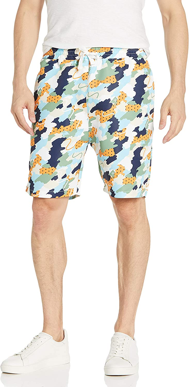 LRG Lifted Research Group Men's Gym Shorts