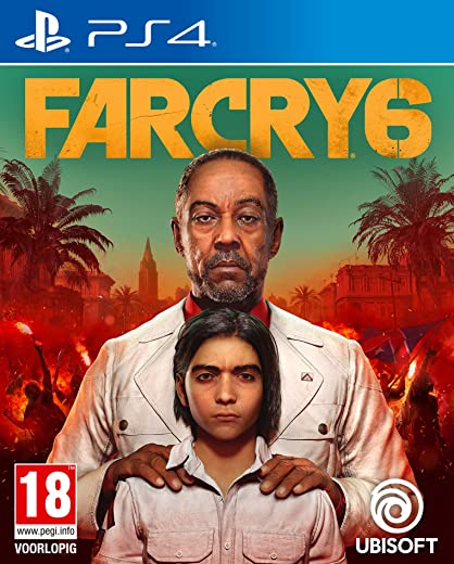 Far Cry 6 - Standard Edition - PS4