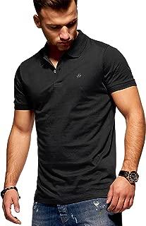 Polo para Hombre Camiseta Camisa Manga Corta Unicolor