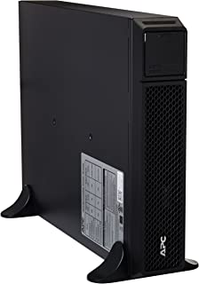 APC UPS 2200VA Smart-UPS Single Phase Online Uninterruptible Power Supply (SRT2200XLA)