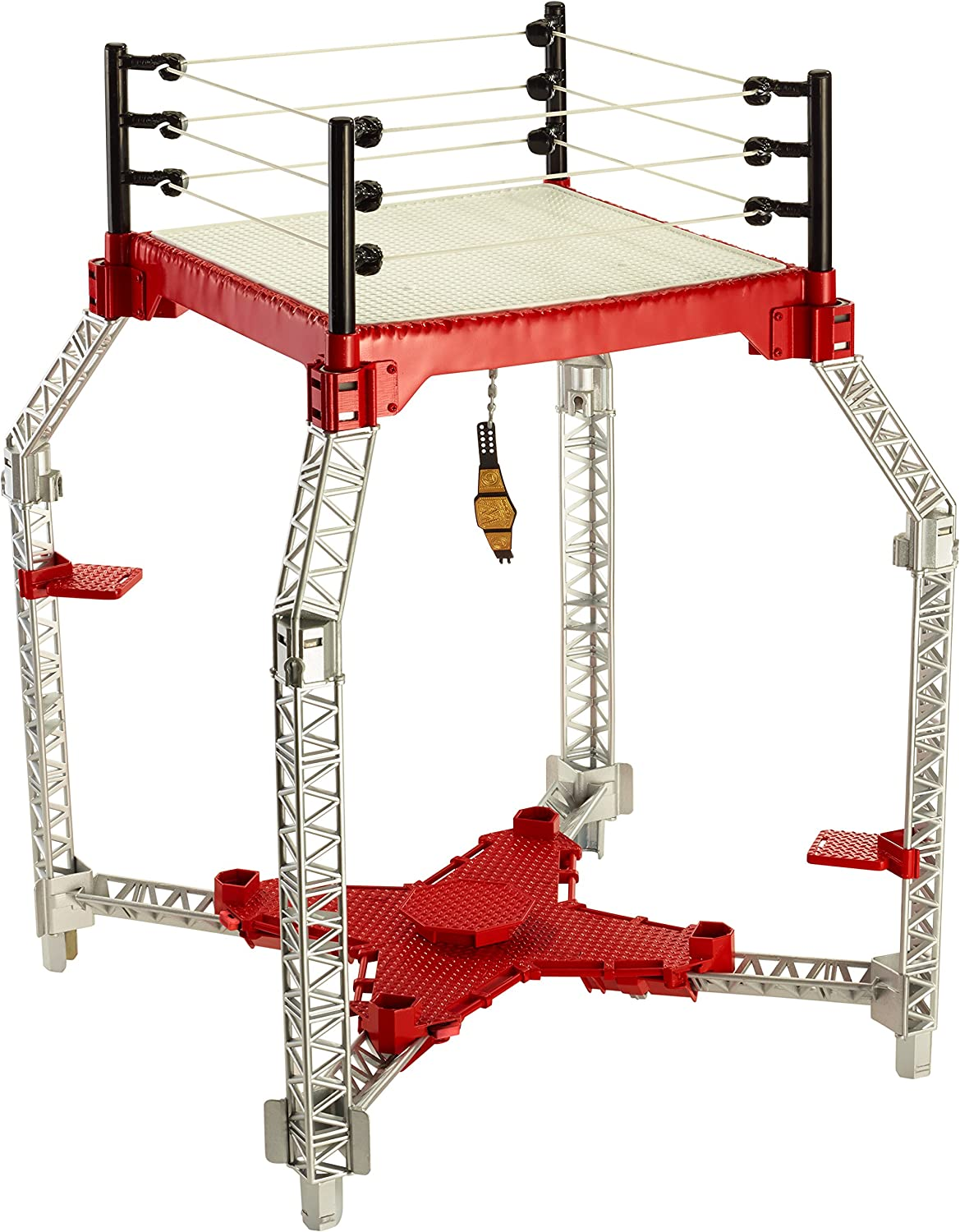 WWE – Create-a-Superstar Ring Spielset [UK Import] B00T03TFCW Spezielle Funktion  | Offizielle
