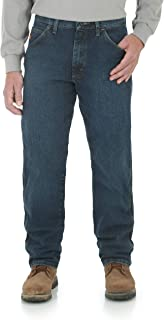 Wrangler Riggs Workwear Men's Big & Tall Fr Advanced Comfort Relaxed Jean