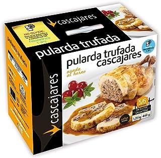 CASCAJARES - Pularda trufada asada al horno (producto