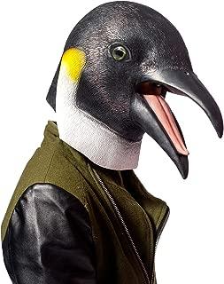 PartyHop - Penguin Mask - Halloween Latex Animal Mask