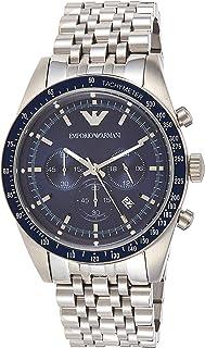 Emporio Armani Men's AR6072 Sport Silver Watch