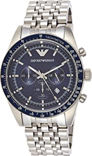 Emporio Armani Men's AR6072 Sport Silver Watch