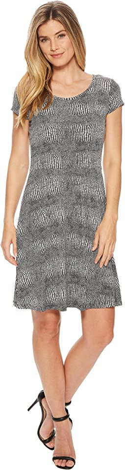 MICHAEL Michael Kors - Zephyr Cap Sleeve Dress