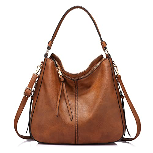 3bc93a12981cb Handbags for Women Large Designer Ladies Hobo bag Bucket Purse Faux Leather