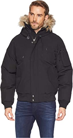 Down Parka Jacket