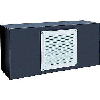 Arregui 13000W-S1 Caja Fuerte camuflada para Rejilla de ventilación Color Negro: Amazon.es: Bricolaje y herramientas