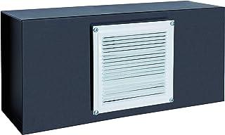 Arregui 13000W-S1 Caja Fuerte camuflada para Rejilla de ventilación Color Negro