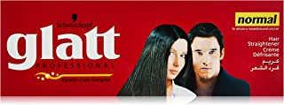 Schwarzkopf Glatt Professional Keratin Care Complex-Normal Hair Relaxer, 107 g