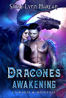 Dracones Awakening: Dark Immortal Dragon, Witch & Va
