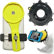 Phone Skope Lollipop Universal Digiscoping kit for Spotting Scope, Binocular, Microscope, Zoom Camera, Hunting, Biology, Birdwatching, Birding and Phone Scope Lenses (U1 (1.2