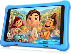 HAPPYBE 8 inch Kids Tablet, 8