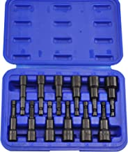 """Neiko 10250A Magnetic Hex Nut Driver Master Kit, Cr-V Steel   1/4"""" Quick-Change Hex.."""