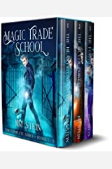 Magic Trade School: The Complete Series (Books 1-3) Kindle Edition