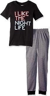 Boys' Big Short Sleeve Tight Fit Pajama Set