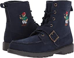 Polo Ralph Lauren Kids - Ranger Hi II (Big Kid)