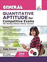 General Quantitative Aptitude for Competitive Exams - SSC/Banking/Defence/Railway/Insurance - 2nd Edition