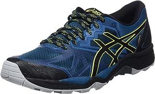 ASICS Men's Gel-Fujitrabuco 6 G-TX Road Running Shoes, Grey (Deep