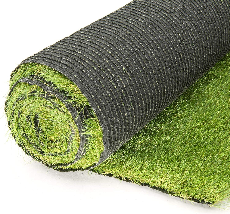 40mm, 1m x 10m Ashdown Kingston Premium Environment Safe Artificial Grass
