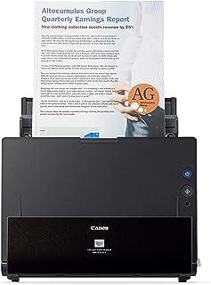 Canon ImageFORMULA DR-C225 II Office Document Scanner, Black - 3258C002