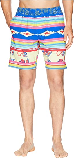 Serape Volley Shorts