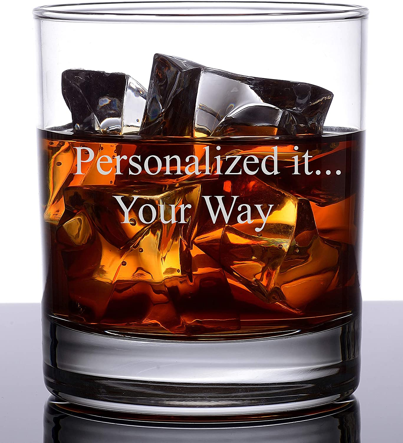 Personalized Rocks Glass – Groomsmen or store specialty shop Groomsma Whiskey