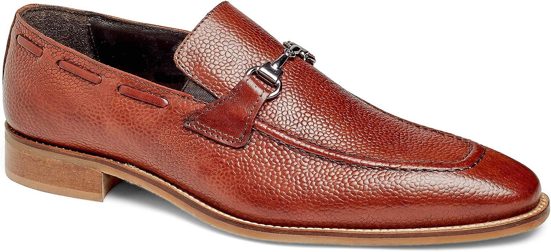 Anthony Import Veer Sinatra Men's Bit Loafer Bargain Ital Shoes Premium Slip-on
