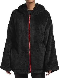 Kendall + Kylie Women's Zip Front Bed Jacket