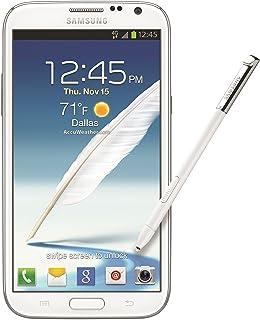 Samsung Note 2 I317 16GB Unlocked GSM 4G LTE Quad-Core Phone - White (International Version)