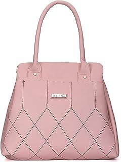 Aisna Women's Cherry Handbag(ASN-201)(Pink)