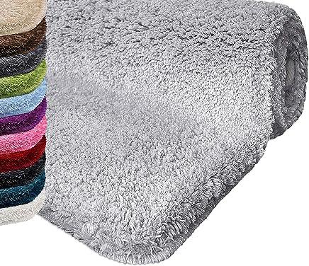 Charmant Casa Pura Tapis De Bain Grande Taille Qualité Premium Oeko Tex | Epais,  Moelleux,