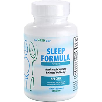 A Effective Combination of Natural Sleep aids .Extra Strength for Fast deep Sleep. Melatonin Passion Flower, Valerian Root, GABA, Chamomile, Skull Cap. Sleep, Stay Asleep, Non drowsy Sleeping Pill
