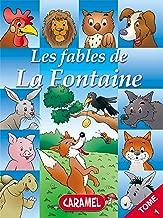 Le lièvre et la tortue et autres fables célèbres de la Fontaine: Livre illustré pour enfants (Les fables de la Fontaine t. 1) (French Edition)