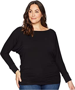 Plus Size Serena Modal Top