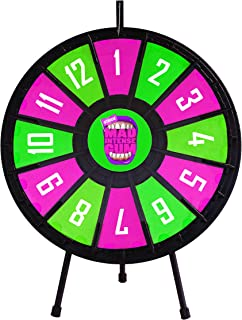 """26"""" Insert Your Own Graphics Prize Wheel with 12 Slots"""