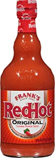Frank's RedHot Original Cayenne Pepper Hot Sauce, 23 fl oz