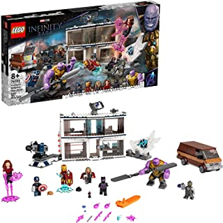 LEGO Marvel Avengers: Endgame Final Battle 76192...