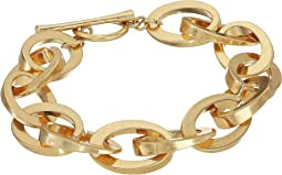Rolo Bar Ring Bracelet