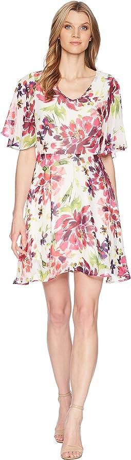 Monca A-Line Dress