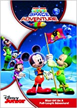 Disney Mickey Mouse Clubhouse: Space Adventure