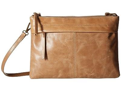 Lucky Brand Dori Crossbody (Travertine) Handbags